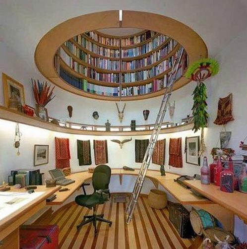 81 best Libraries images on Pinterest | Bookshelves, Bookstores ...
