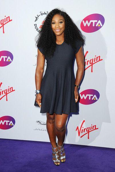 Serena Williams Mini Dress - Fashion Lookbook - StyleBistro