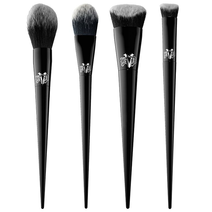 Kat Von D Lock-It Concealer Creme, Setting Powder, New Brushes for July 2016