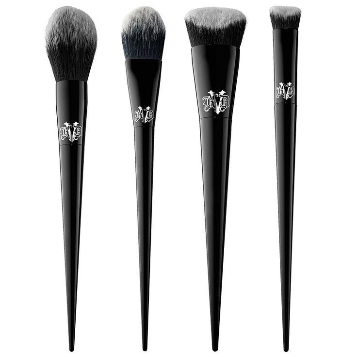 Kat Von D Lock-It Concealer Creme + New Brushes