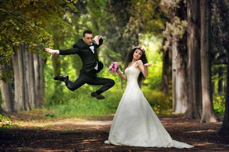 Flying Eagle  -  Amazing Wedding II by Erin Ağar on 500px