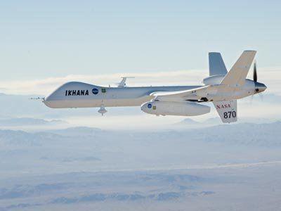 NASA's innovative Fire-Fighting Drone
