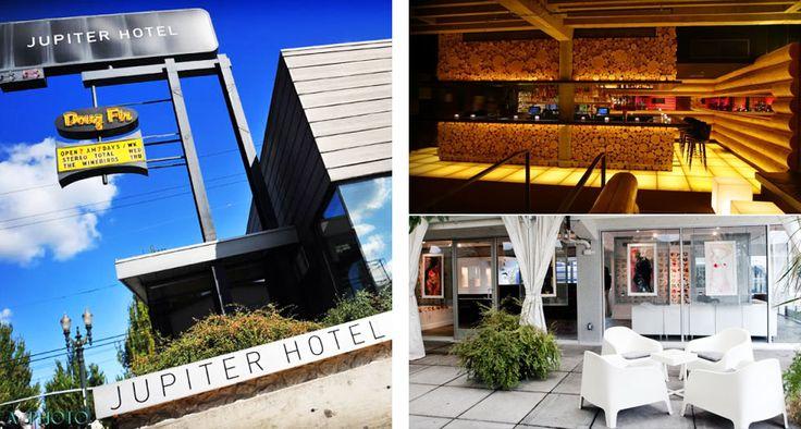 JUPITER HOTEL - boutique hotel in Portland