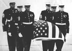 Photo of Camarena's funeral.