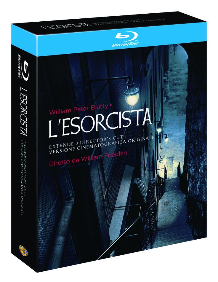 L'INCUBO sta per tornare in Alta Definizione con il cofanetto in Blu-ray de L'Esorcista (http://9nl.me/cdyq/), il #WarnerHorror che ha terrorizzato intere generazioni! #Esorcista40