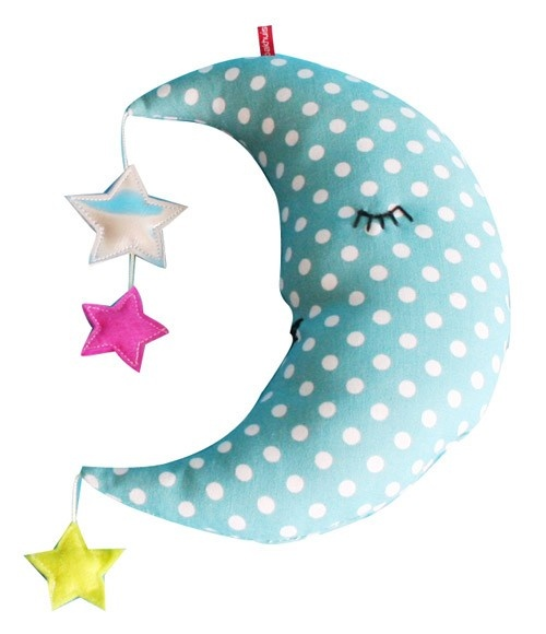 Coussin Lune