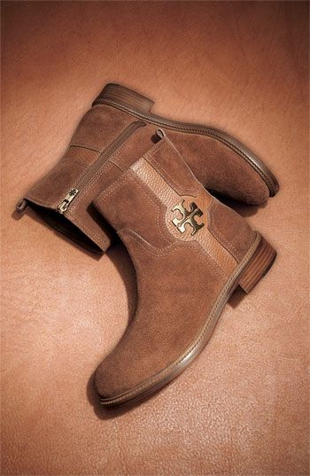Tory Burch 'Alaina' Boot | Nordstrom I'm not ready for fall...but these are adorable!