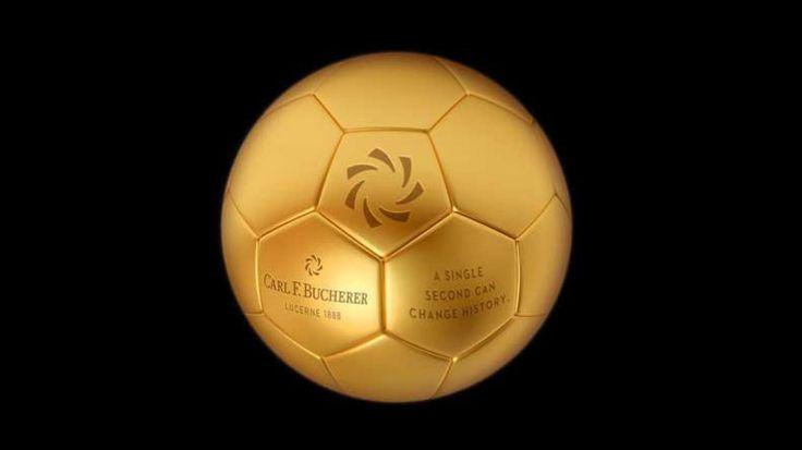 Summer competition - Carl F. Bucherer - Win a gold football   Industry News   WorldTempus