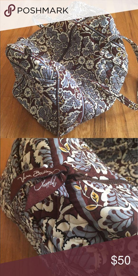 Vera Bradley Large Duffel Bag Vera Bradley Large Duffel Bag Vera Bradley Bags Shoulder Bags