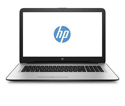 HP 17-x031nf Ordinateur Portable 17″ Argent blanc (Intel Pentium, 8 Go de RAM, 1 To, Windows 10)