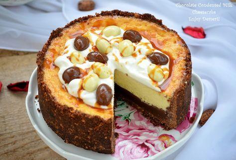 Cheesecake-ul imi place grozav de mult, e una din prajiturile mele preferate (cum am mai spus de atatea ori) si de multe ori il fac in loc de un tort sau de o pasca. Acest desert merge grozav pe masa de sarbatoare mai ales daca il decoram in mod festiv. Prin urmare va prezint o […]