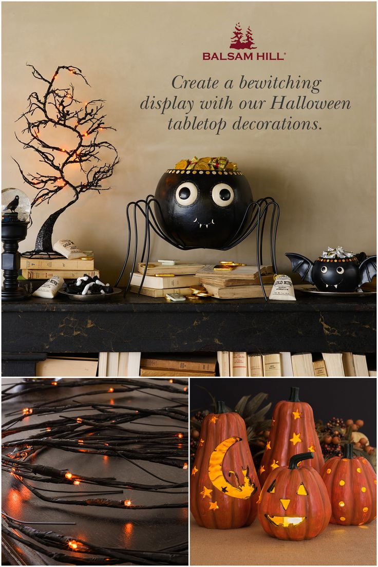 123 best 2016 Halloween images on Pinterest Halloween crafts - Diy Indoor Halloween Decorations