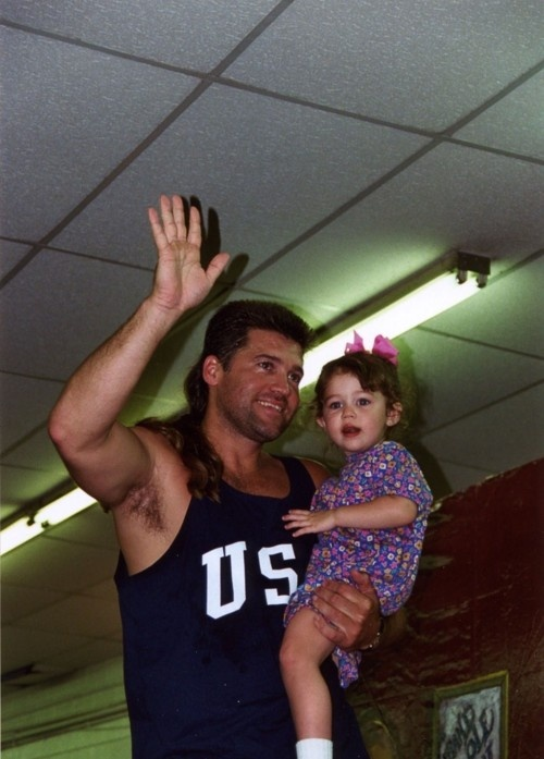17 Best images about Holy Mullet, Batman!!!!! on Pinterest ...  Billy Ray Cyrus And Baby Miley Cyrus