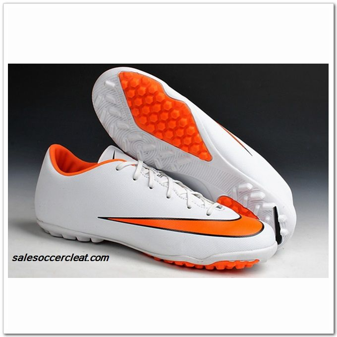 Nike Mercurials CR SE TF Mens Wc 2014 White Red $60.00