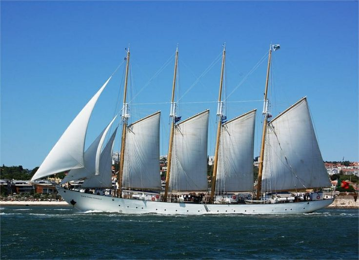 Experience the Tall Ships this August Bank Holiday
