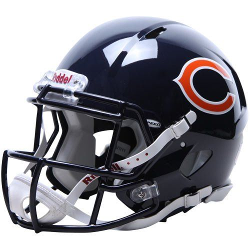 70391fa8dfa ... which matches their shoulder stripes, which match their classic socks.  It's a great unifying look. The Bears uniforms ...