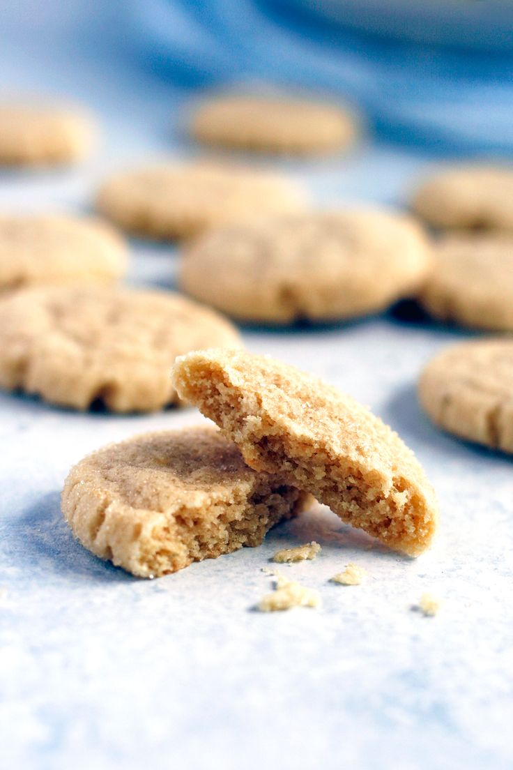 These vegan sugar cookies are everything you want in a soft, chewy dessert. With less than 10 ingredients, you'll be amazed at how fast they come together.
