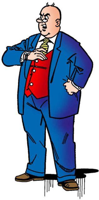Waldo Weatherbee, Archie Comic Publications, Inc. https://www.pinterest.com/citygirlpideas/archie-comics/