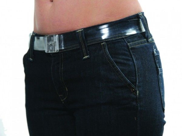"""Invisibelt - Invisible Low-Rise Belt 