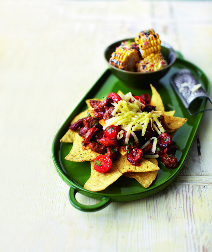 Chipotle is smoked chilli, a flavour much-used in Mexican and Tex-Mex dishes. It adds a depth of flavour to this lamb dish