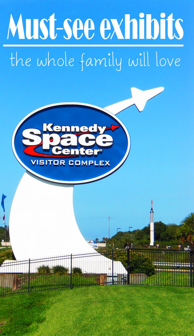 There is plenty for families to see and do at Florida's Kennedy Space Center - plan a trip now!
