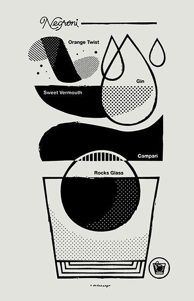 Water drops in design