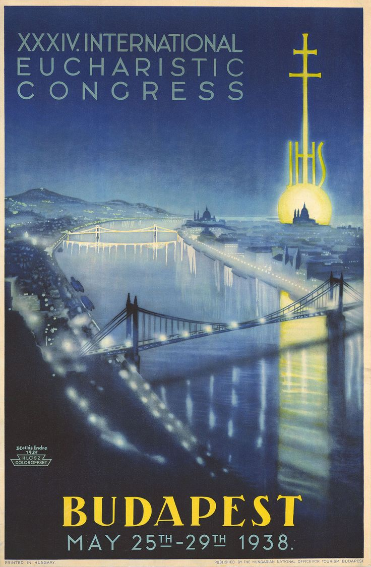 Budapest Travel Posters Collection Pinterest