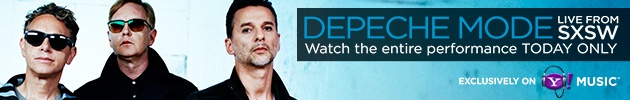 Exclusive! Watch Depeche Mode's Full Set From SXSW | Maximum Performance - Yahoo! Music