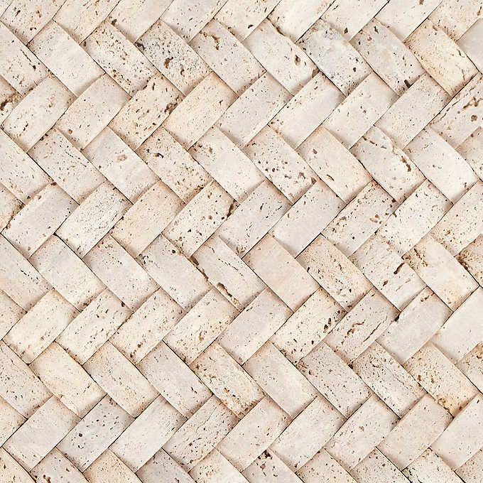 Origin Sand Stone Effect Linear Travertine Ceramic Wall: 1000+ Ideas About Stone Wall Tiles On Pinterest