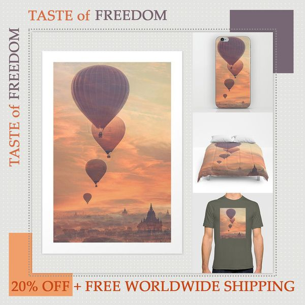 20% Off + Free Shipping on Everything