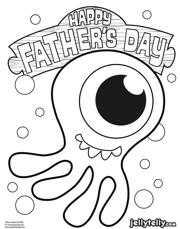 jellytelly coloring pages - photo#22