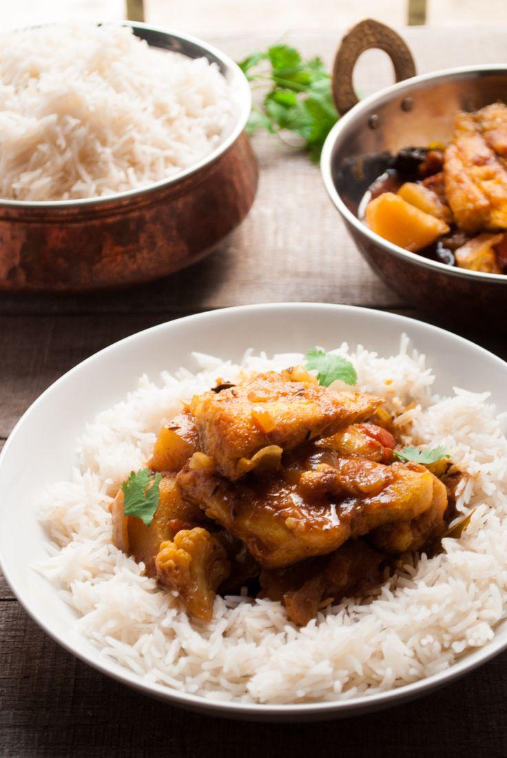 Bhetki Fish Curry, Bengali Fish Curry - Whitbits Indian Kitchen