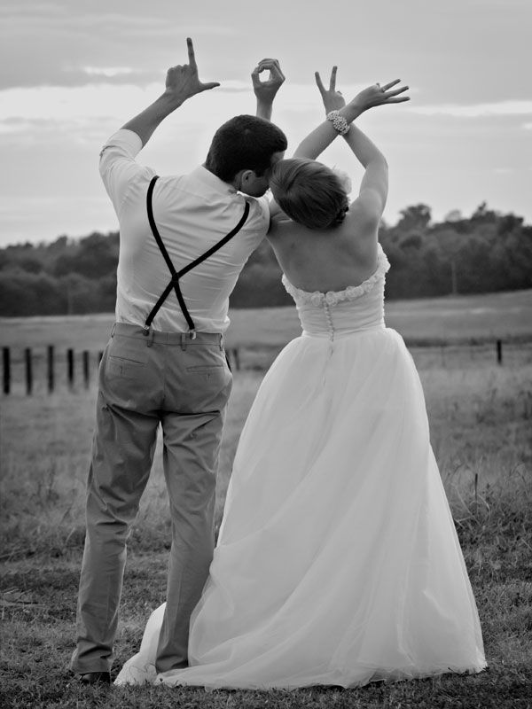Bride and Groom Photos - Creative Wedding Photos | Wedding Planning, Ideas & Etiquette | Bridal Guide Magazine
