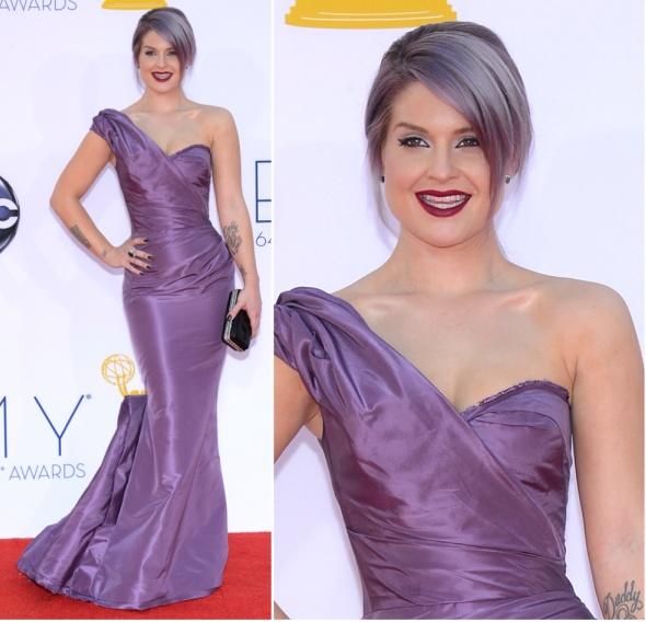 Kelly Osborne - Emmys 2012