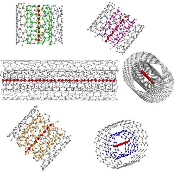 Sintetizan cadenas de carbono ultralargas con propiedades que superan al diamante
