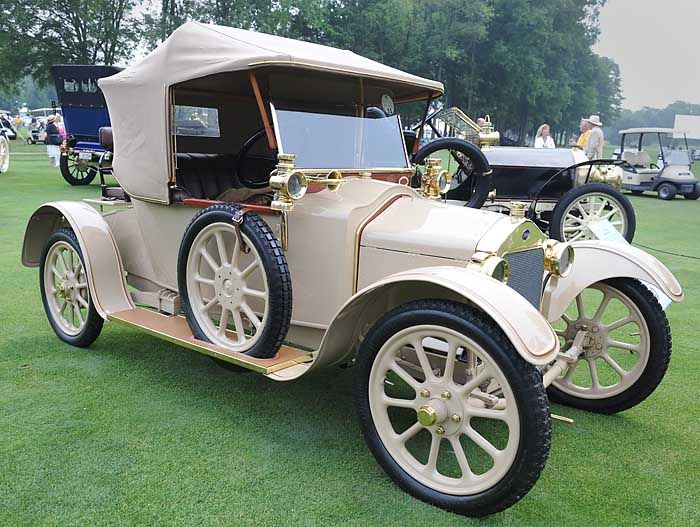 1914 Satellite Roadster by Vickers