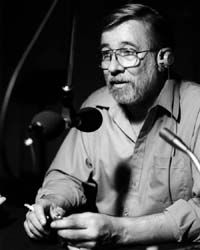 Peter Gzowski, I loved listening to Morningside on CBC before/after watching Mr Dressup when I was little