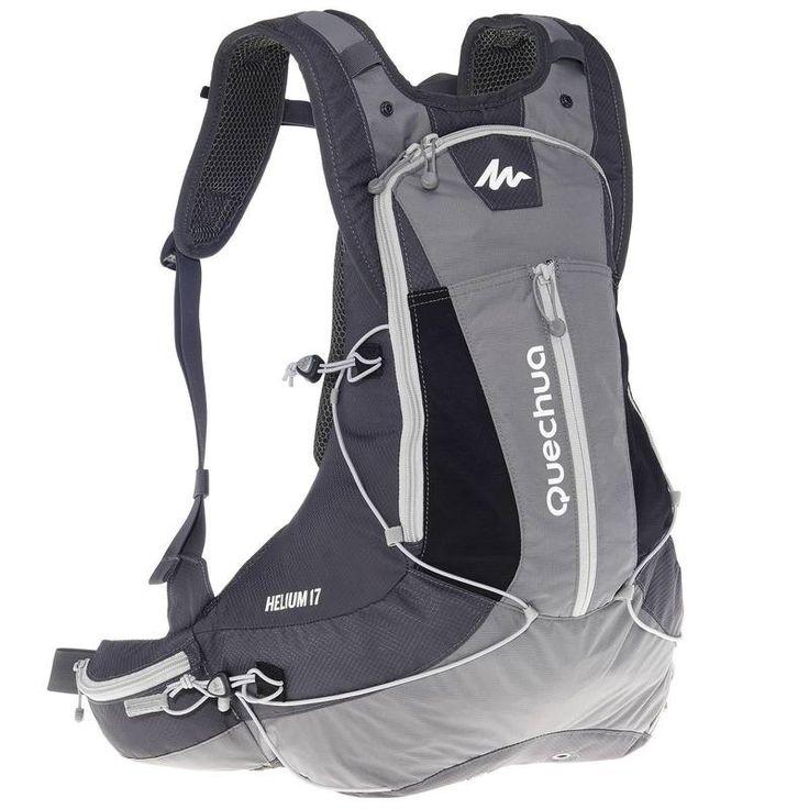 Zaini Montagna, Trekking - Zaino montagna HELIUM 17L grigio QUECHUA - Materiale…