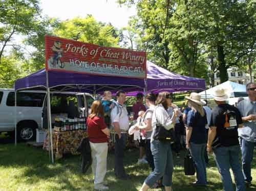 vandalia gathering festival wv | Photo courtesy of Martinsburg-Berkeley County Convention and Visitors ...