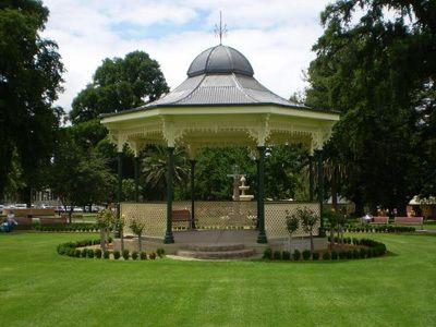 Belmore Park, Goulburn NSW    looks like Mayberry!
