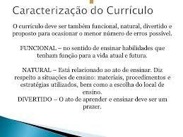 Resultado de imagem para atividades curriculo funcional natural