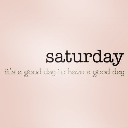 #Saturday, it's a good day to have a good day. - babsbookkeeping.com.au Delete Commentbabsbookkeeping#quote #saturday #smallbusiness #newbusiness #taxes #family #individual #bookkeeping #entreprenuer #salon #spa #store #lending #business #freelancers #contractors #accountant #instaaccountant #instabookeeping #goldcoast #brisbane #qld #australia #women #men #motivation #businessgoals