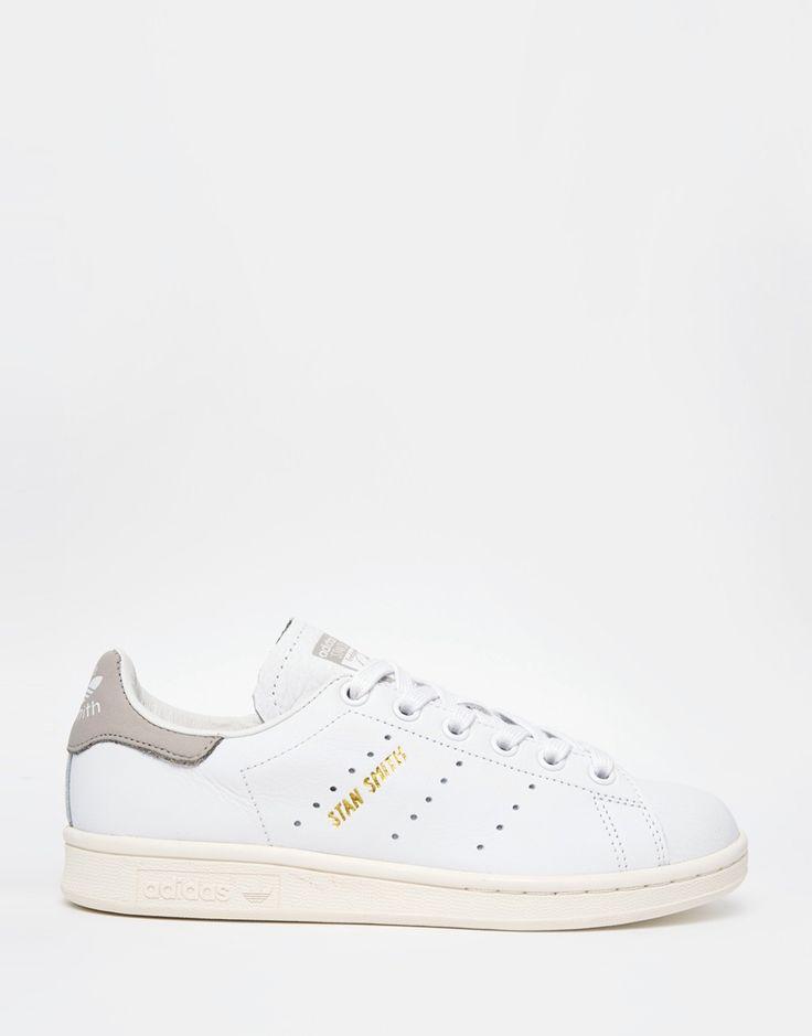 Bild 2 von adidas Originals – Stan Smith – Weiße Sneakers