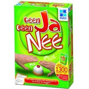 Ik vond dit op Beslist.nl: Spel geen ja geen nee