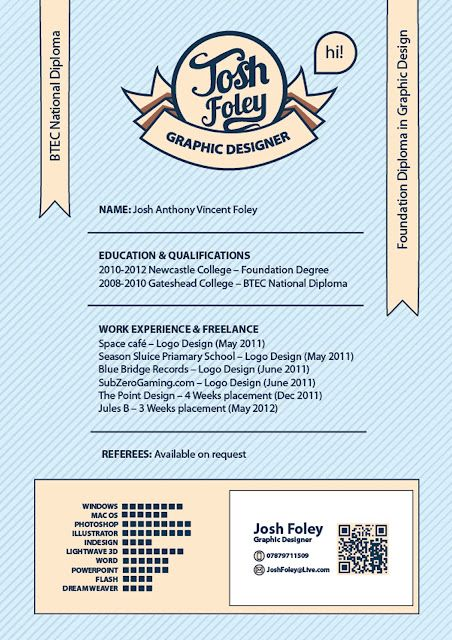 87 best images about curriculum vitae on pinterest