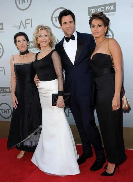 Troy Garity Vanessa Vadim Photos - Arrivals at AFI 42nd Life Achievement Award honoring Jane Fonda. - Arrivals at the AFI Life Achievement Award