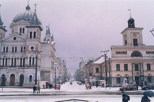 Lodz, Poland (by olga s)
