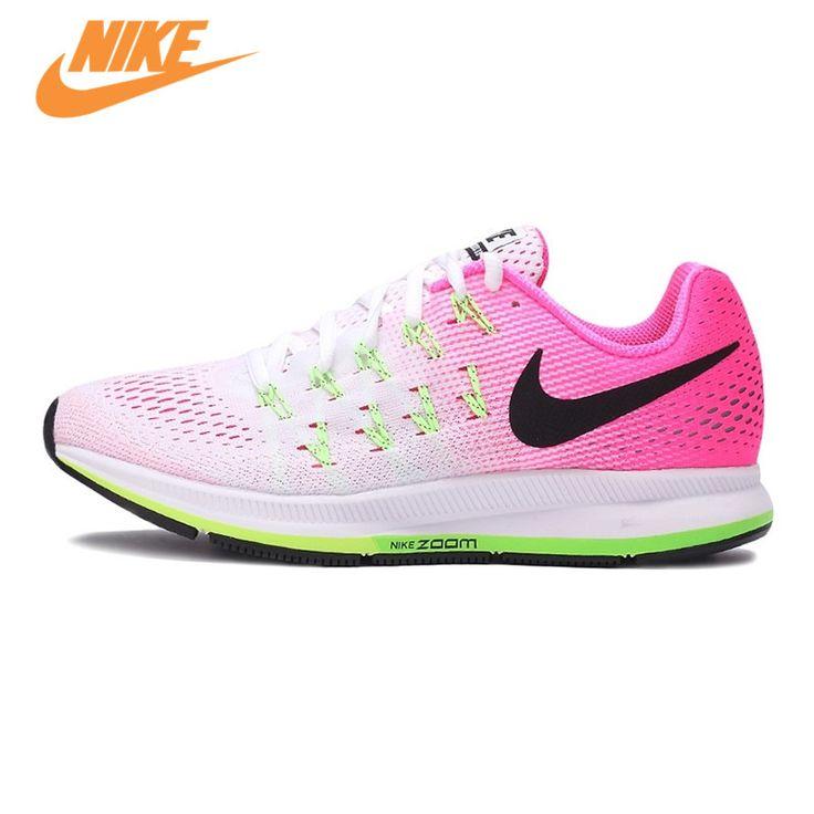 Original NIKE Breathable AIR ZOOM PEGASUS Women's Running Shoes Sneakers Trainers