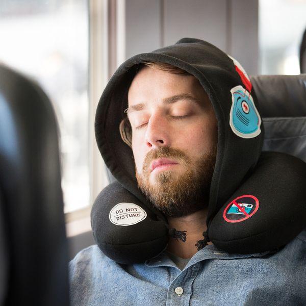 Travel Hoodie Silent mood