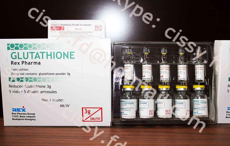 3g Glutathione for injection package: 5vials+5ampoules/tray/box shlef life: 36months